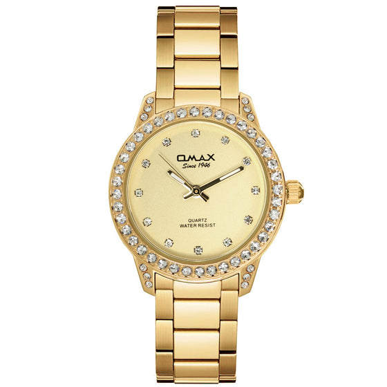 Nia All Gold Watch