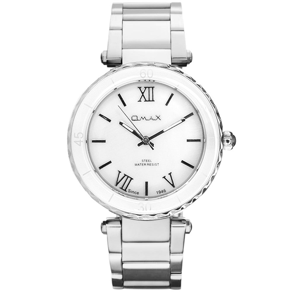Charlotte Dual-Tone Stainless Steel Watch