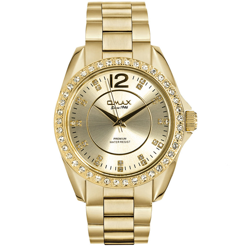 Ema Gold Boyfriend Watch