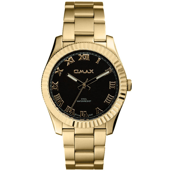 Jana Slim Runway Watch (Gold)