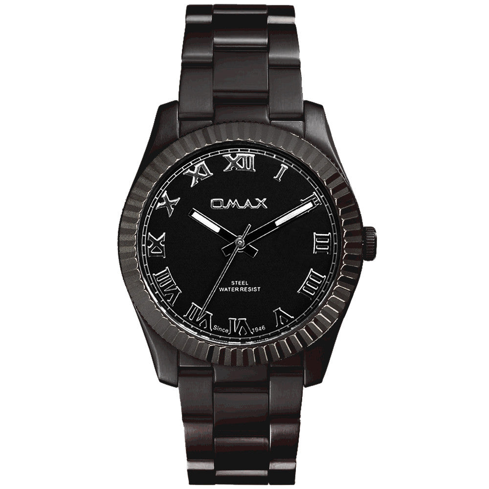 Jana Slim Runway Watch (All Black)