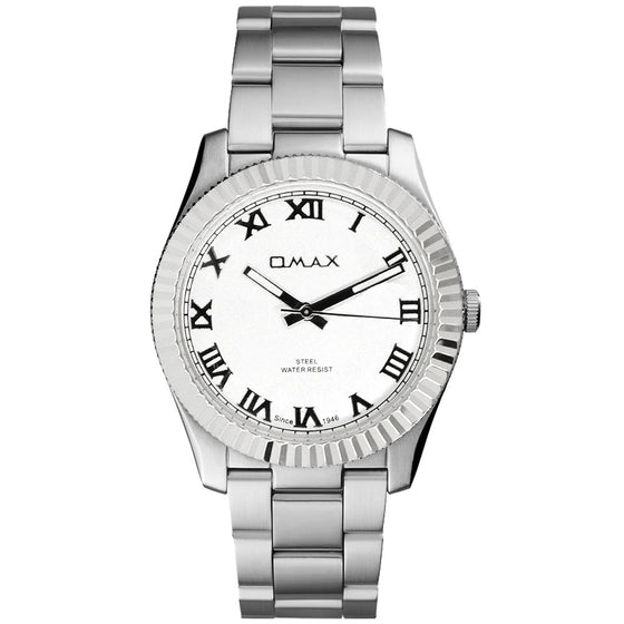 Jana Slim Runway Watch (Silver)