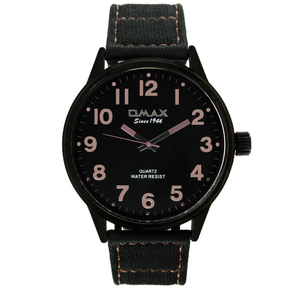 Jackson Leather Watch