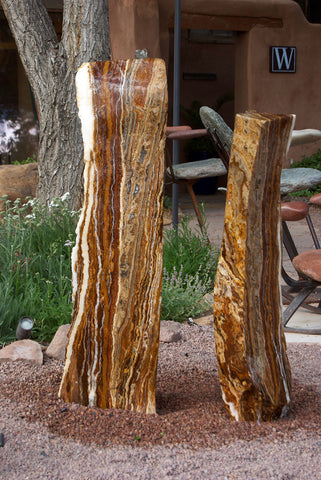 Grand Canyon Red Onyx Fountain 3 SOLD