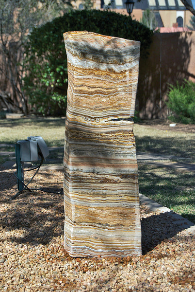 Desert Onyx Fountain 6 SOLD