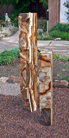 Grand Canyon Red Onyx Fountain 7 SOLD