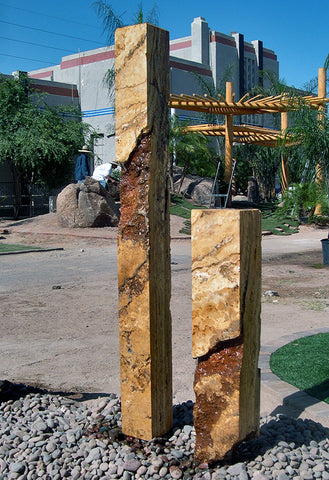 Desert Onyx Fountain 11 SOLD