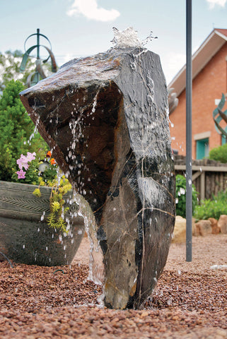 Mauzy Gold Fountain 2 SOLD