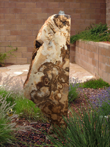 Grand Canyon Red Onyx Fountain 121 SOLD