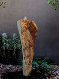Rusty Desert Onyx Fountain With Window SOLD