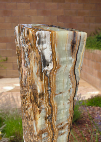 Verde Canyon Onyx Fountain 442 SOLD