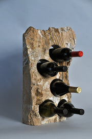 5 bottle Grand Canyon Red Onyx Wine Bottle Holder