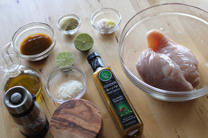Gindo's Thai Green Marinade