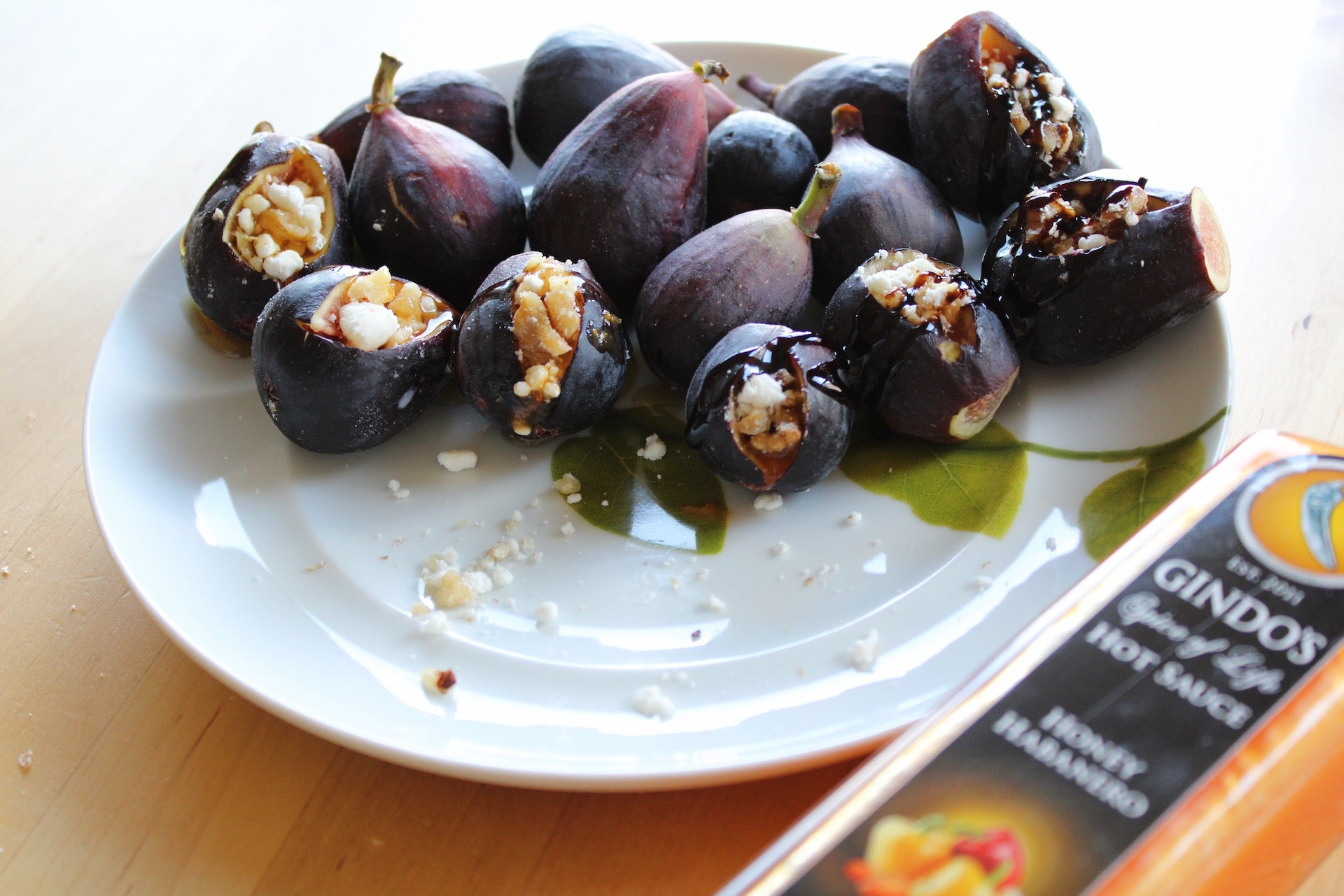 Gindo's Loaded Figs