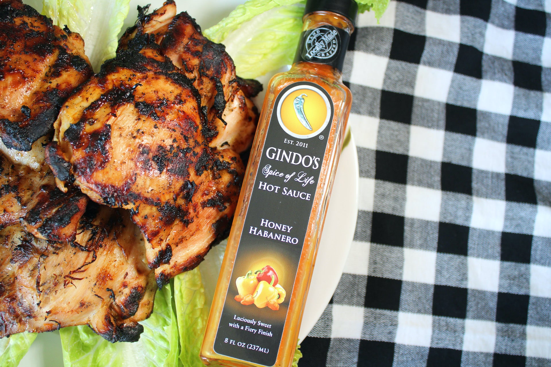 Spiced Bourbon Marinade