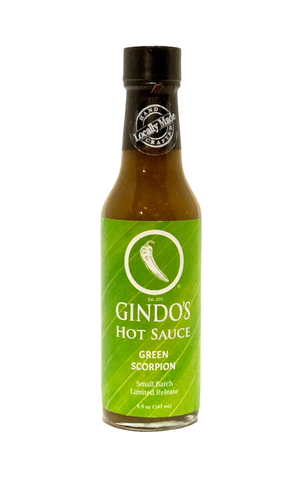 Gindo's Green Scorpion