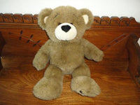 Bearemy Talking Laughing Brown Bear 16 inch Build A Bear