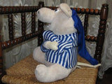 Toverland Amusement Park Sevenum Belgium Bed Time Pig Souvenir Plush