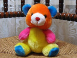 Multicolor Teddy Bear Ostoy Trading Netherlands