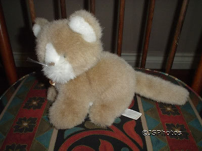 Ganz Heritage Collection 1988 Vintage Cat Stuffed Plush