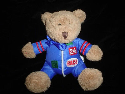 Nascar Jeff Gordon Teddy Bear Jelly Factory