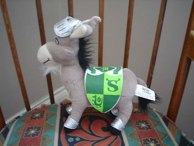 Ganz Toronto Shrek 3 Donkey Stuffed Toy 2006 Nanco 9in.