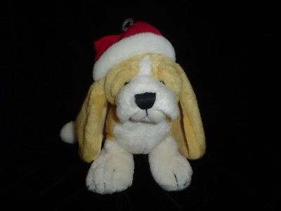Ganz Prince Beagle Christmas Dog 12 inch Heritage Collection HX5538