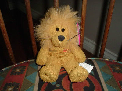 Avon 2000 Plush Chamois Lion Collectible Toy