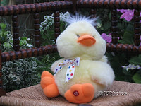Dutch Musical Duck Plush London Bridge Old MacDonald
