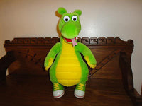 Dudley the Dragon Stuffed Plush Toy 14 inch