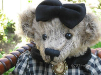 Ashton Drake Theodora Bear UK Humpback By Lenore DeMent