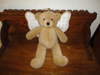 Dakin 1994 Angel Bear With Wing & Halo 16 inch Retired