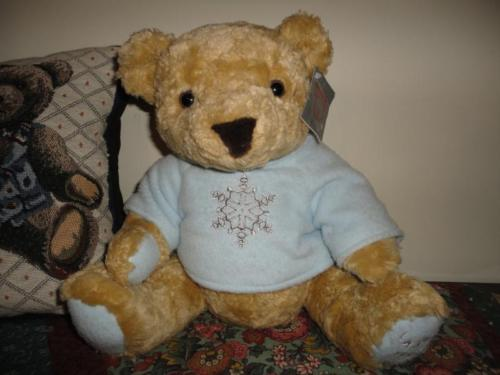 La Senza Lingerie Gershwin Bear Childrens Wish 1999 with Tags