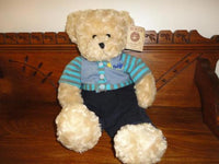 Boyds Bailey & Friends Series BAILEY Large Teddy Bear 18 inch Handmade Retir