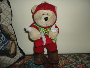 Starbucks 97th Edition Bearista Bear MOUSE WRITER Amsterdam Holland 2010