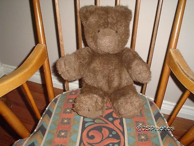 Gund Collectors Classic Ltd 18 inch Brown Teddy Bear 1983