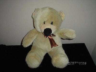Fiesta Bear 2 Asst Big Nose Bear L00348 15 Inch Vintage