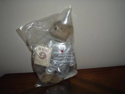 Wizard of Oz Tinman Boyds Bear MINT in Package