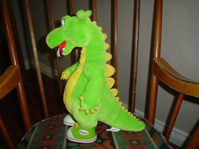 Dudley the Dragon 14 In. Stuffed Doll 1995
