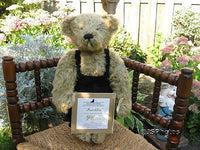 Ashton Drake Franklin Bear UK Humpback By Lenore DeMent