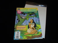Walt Disney Marvel Comic Pocahontas 1st Issue Oct. 1995