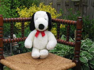 Peanuts Snoopy Stuffed Dog Plush by Trend Holland CM BV Rare