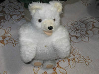 Hermann Muffy Bear 1960s Childrens Rare Handwarmer