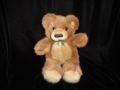 Dakin Teddy Bear Brown Stuffed Plush 1994