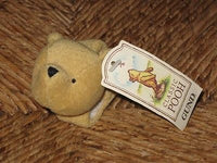 Gund UK Classic Pooh Baby Wrist Rattle Bear