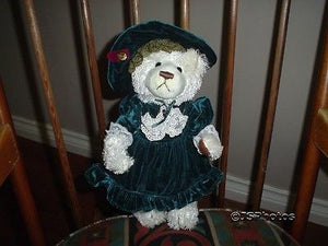 Brass Button Bears Louise Serenity Legendary Collection