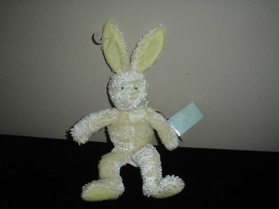 Russ Glimmer Bunny Plush Bouquets n Blossoms Collection