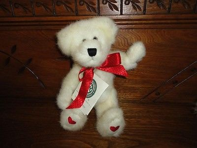 Boyds Bears Valentines Day VALERIE B. BEARHUGS Retired