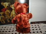 Antique Timely Toys Usa Copper Tongue Bear 10 inch