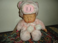 My Lovely Baby Doll Pig Pajamas & Pacifier Ocean Toys Ottawa Canada